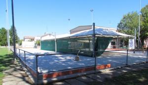 Tensostruttura palestra a Rovereto sulla Secchia