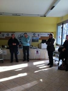 Inaugurazione attrezzature mediche - progetto Amico