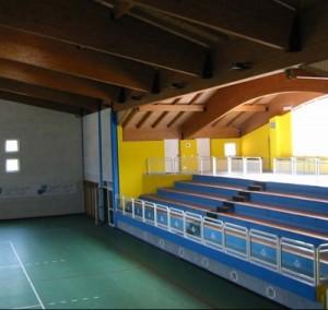 Casa dello sport - palestra a rovereto