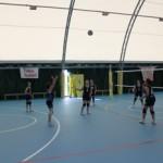 Tensostruttura - attività sportiva