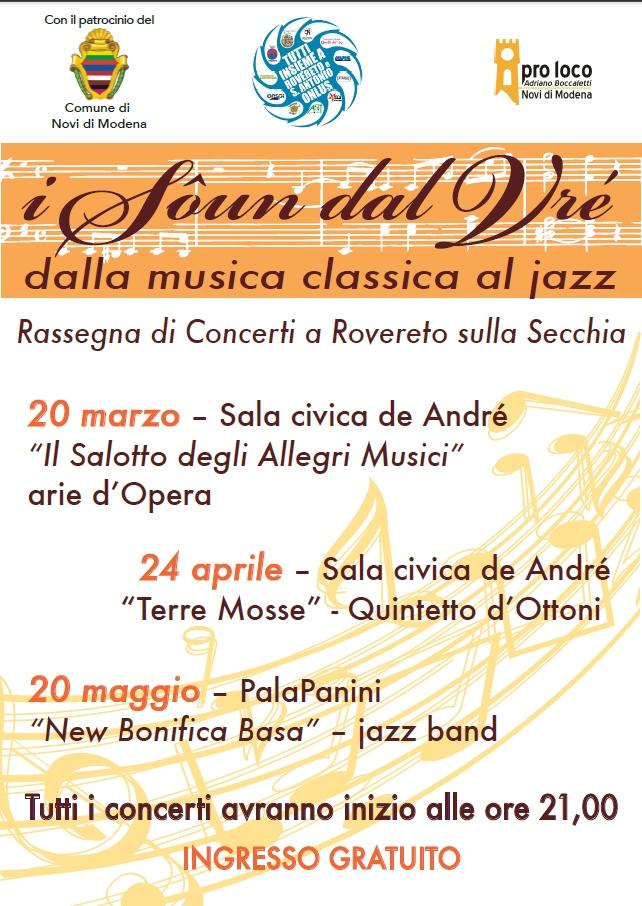 Rassegna Concerti a Rovereto