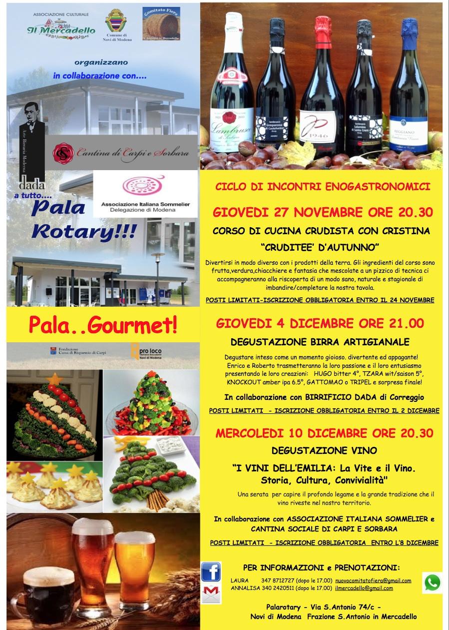 Volantino Pala ... Gourmet